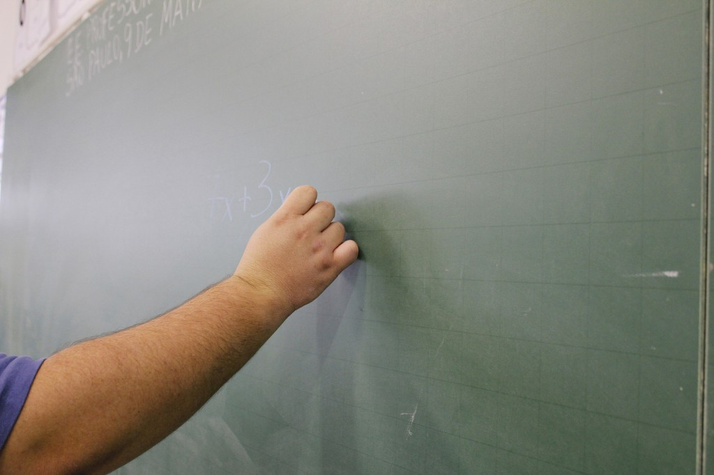 Estudo indica falta interesse de professores pela sua própria carreira