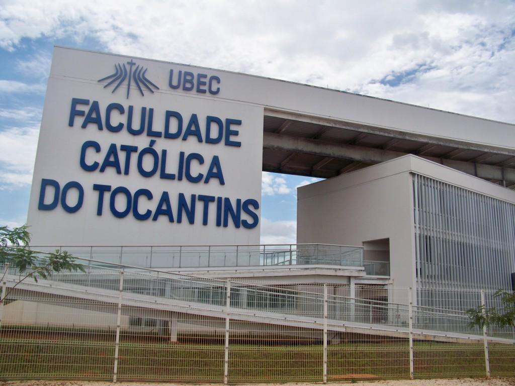 Faculdade Católica de Tocantins abre inscrições para vestibular