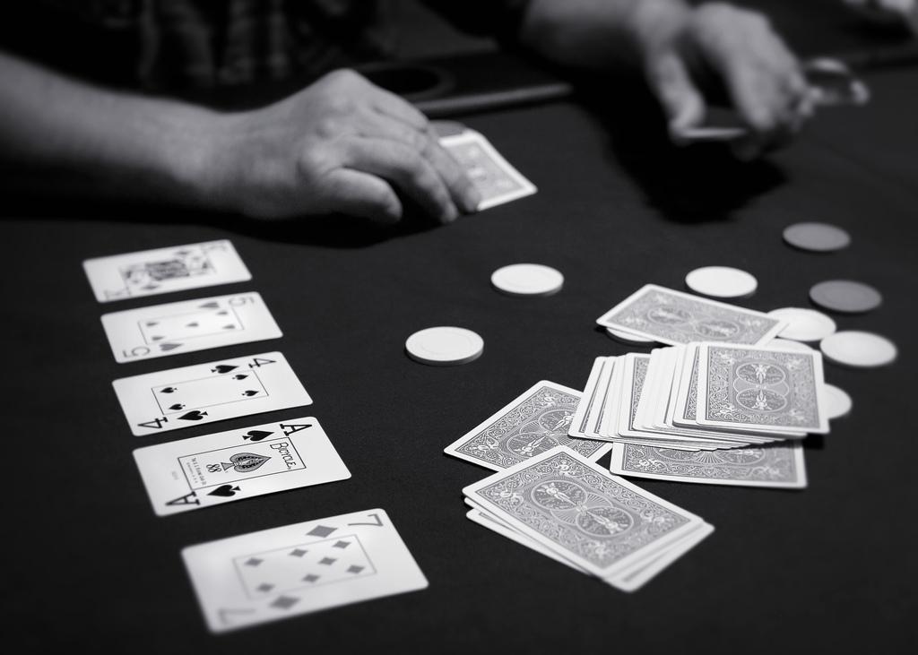 Fundamentos do Pôquer é disciplina opcional mais procurada na Unicamp