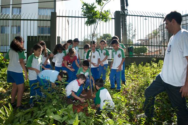 Melhor escola do Ideb EMEF Sylvio Romero