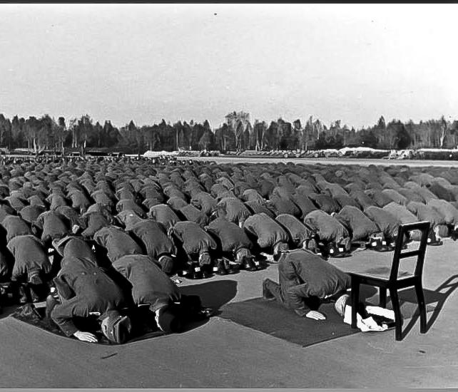 Muçulmanos já salvaram a vida de judeus
