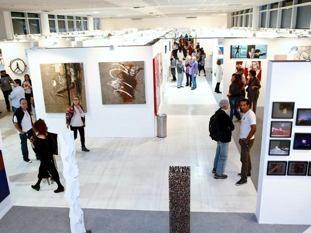 Rio de Janeiro recebe a Feira de Artes Visuais