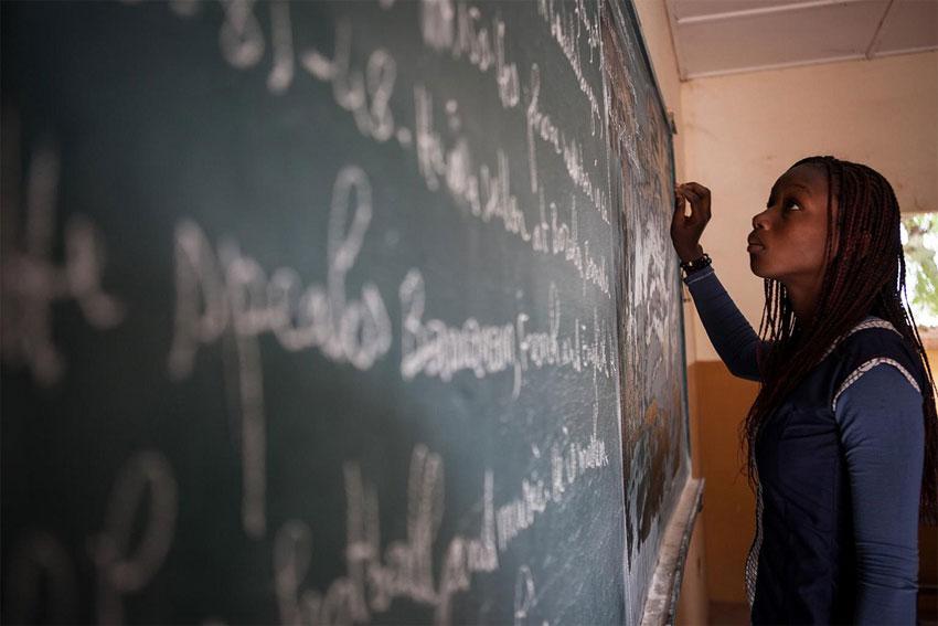 Unicef aponta que 30 milhões de crianças em países em crise estão fora da escola 2