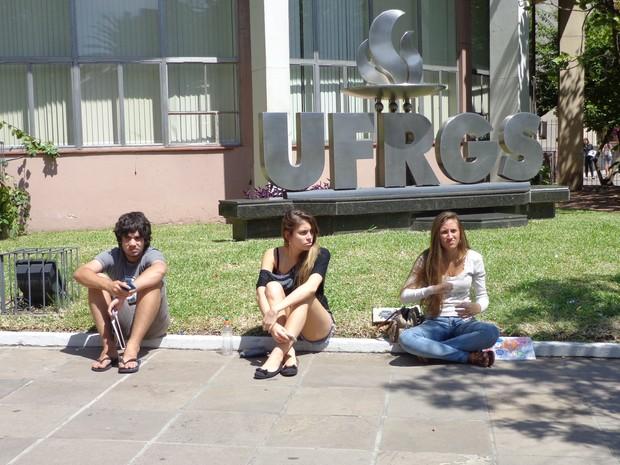 Vestibular 2015 UFRGS