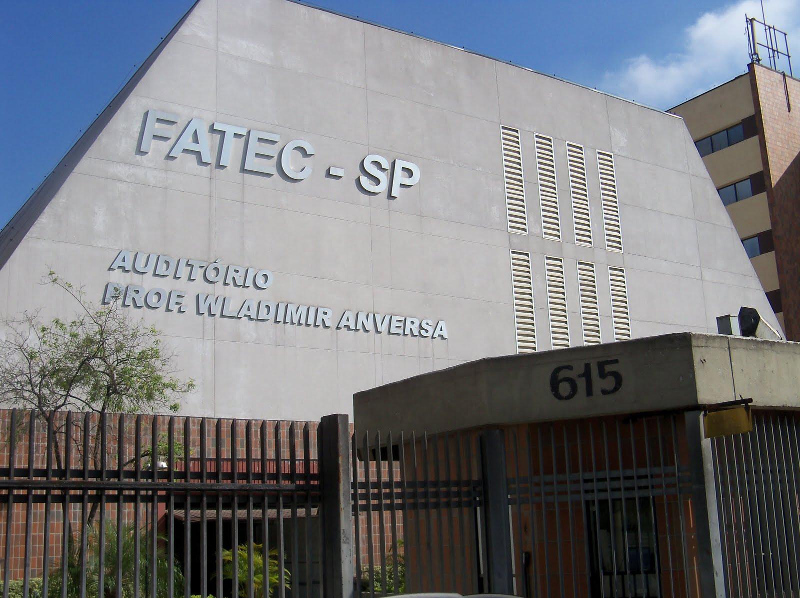 Fatecs prorrogam inscrições para o Vestibular 2019/2