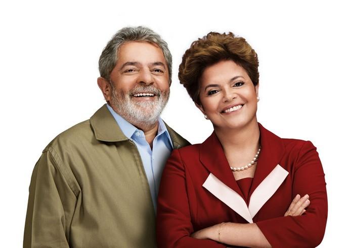 Lula Dilma PT