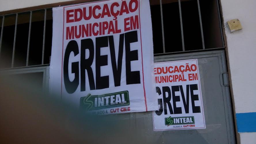 Prefeitura de Maceió oferece aumento de 1,32 nos salários dos professores