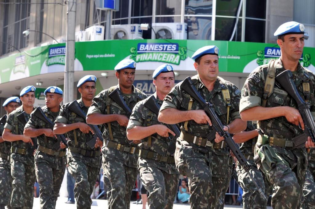 Provas do ENEM já estão guardadas pelo exército