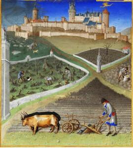 Tres-Riches-Heures-du-duc-de-Berry-Março-Idade-Media