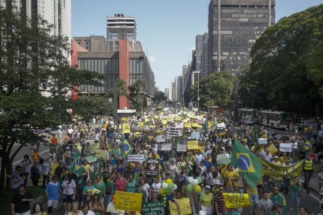 Dilma Manisfetação