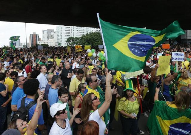 Manifestação Dilma