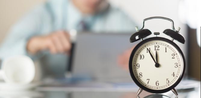 como administrar melhor o seu tempo