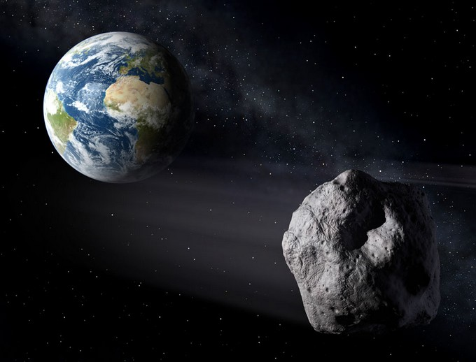 Asteroide passará próximo da Terra no dia 26 de janeiro