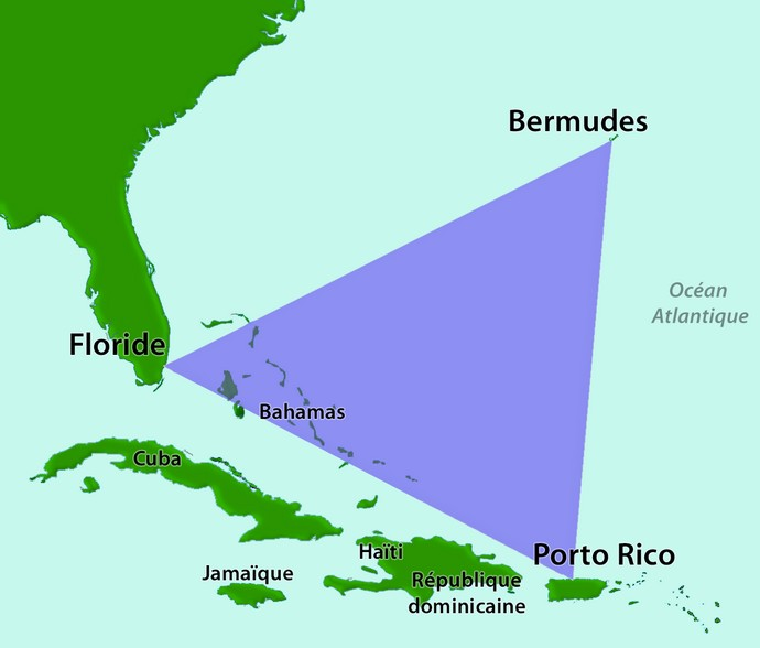 Bermudas Triangulo