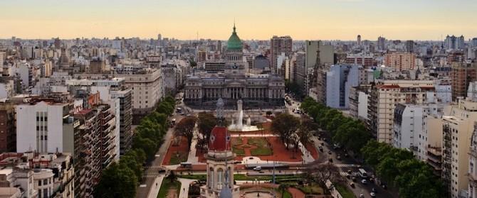 Cidades mais ricas da América do Sul