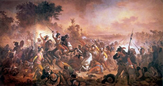 Colonização no nordeste