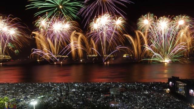Como foram as festas de Ano Novo 2015