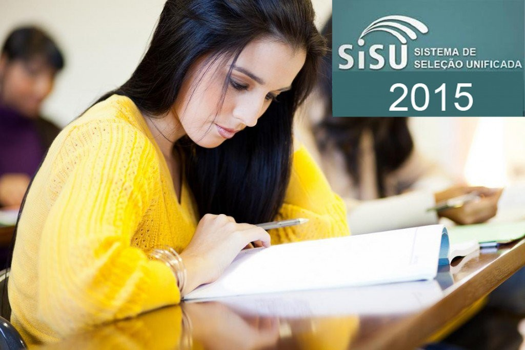 Inscrições para o Sisu 2015 estão encerradas; Primeira chamada sai dia 26