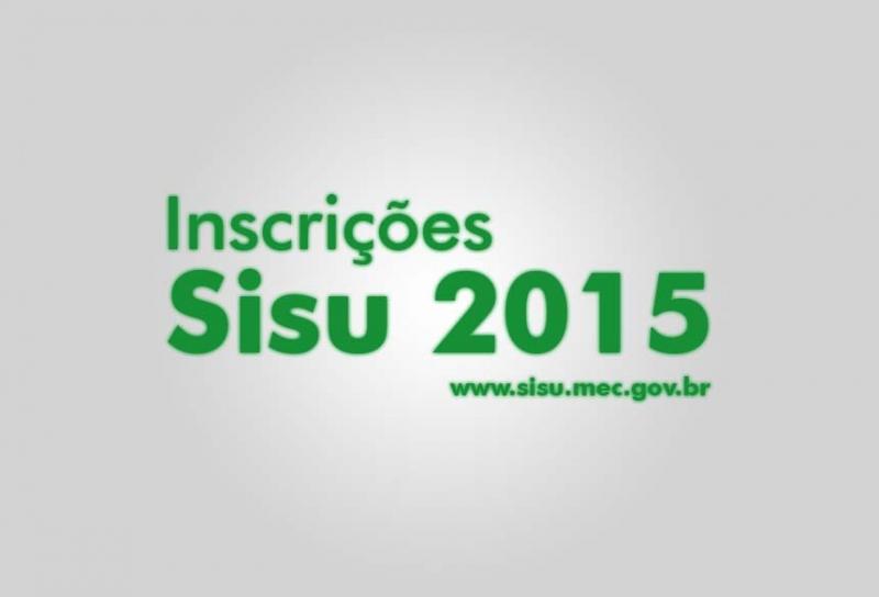 Inscrições para o Sisu terminam hoje