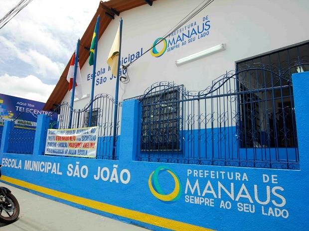 Manaus inicia período de matrículas para 1 e 2 ano do ensino fundamental