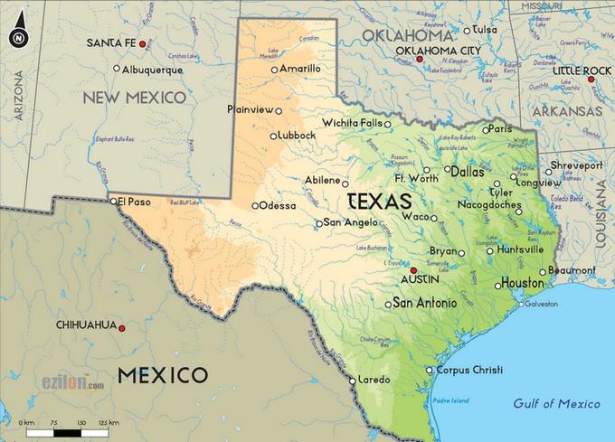 Texas Estado