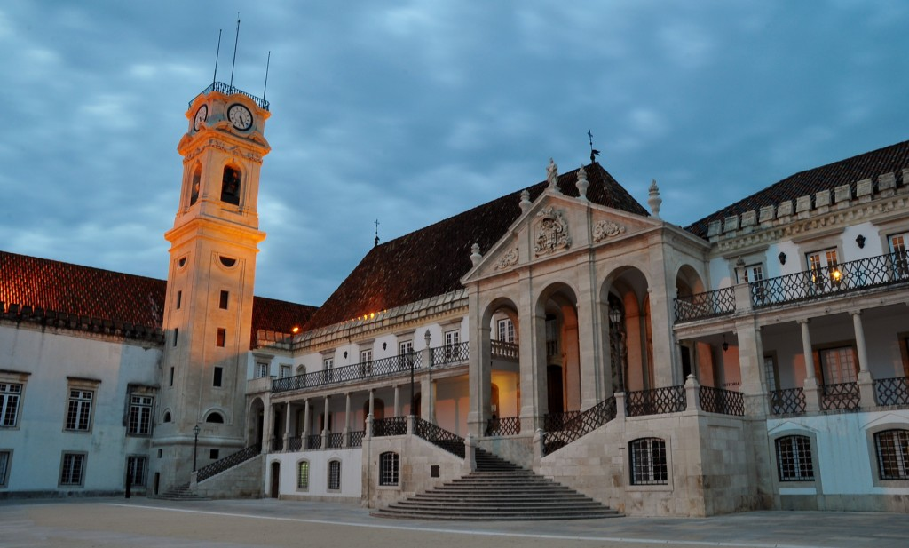 Universidade de Coimbra aceitará notas do ENEM em processo seletivo