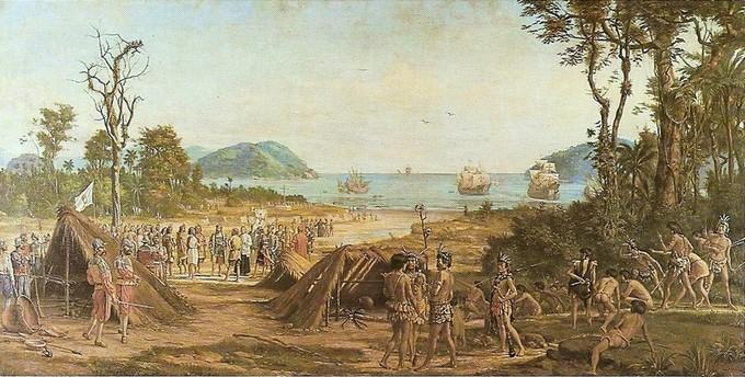 colonização sudeste