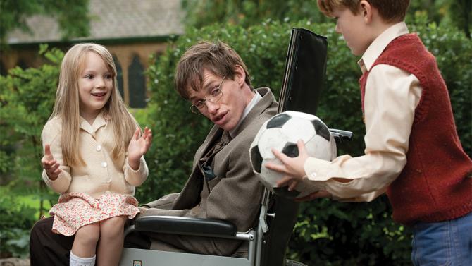 A Teoria de Tudo a cinebiografia de Stephen Hawking