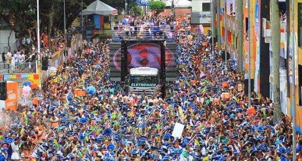 Carnaval 2015 Salvador