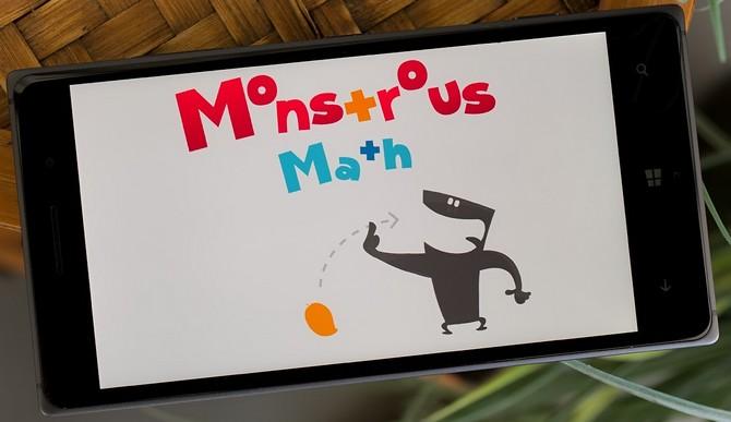Monstrous Math