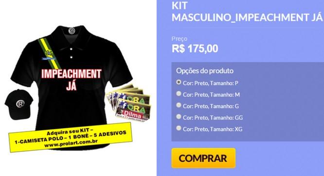 PROL kit impeachment online