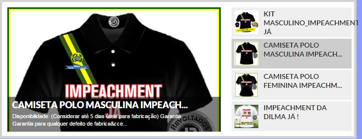 PROL lança kit impeachment online