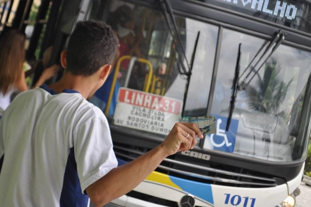 São Paulo já conta com passe gratuito para alunos nos ônibus da cidade