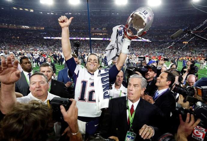 Tom Brady SuperBowl