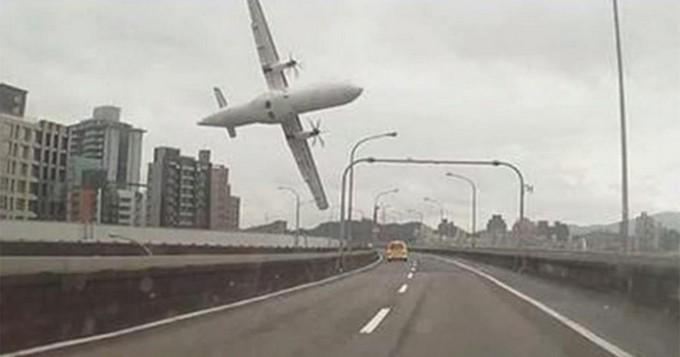 acidente taiwan