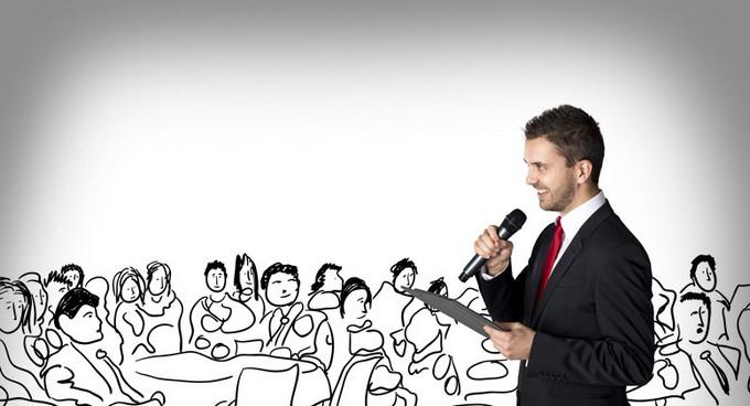 falar publico