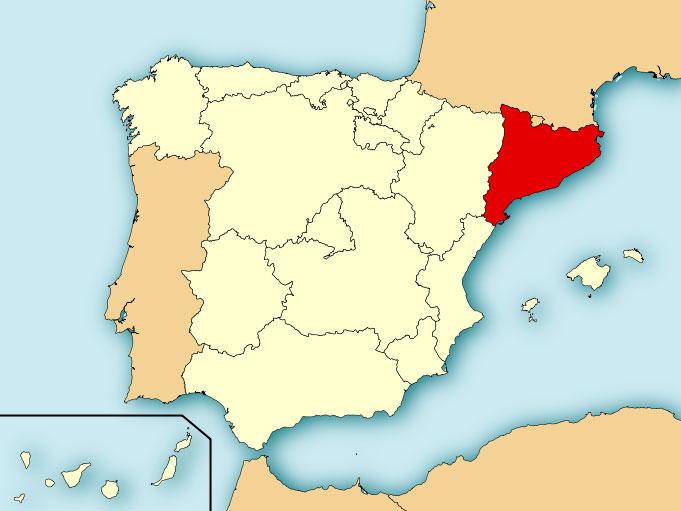 Basco e Cataluña regiões nem tão espanholas como parecem