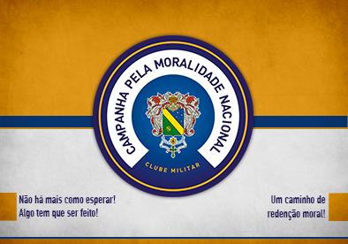 Clube Militar Campanha pela Moralidade Nacional