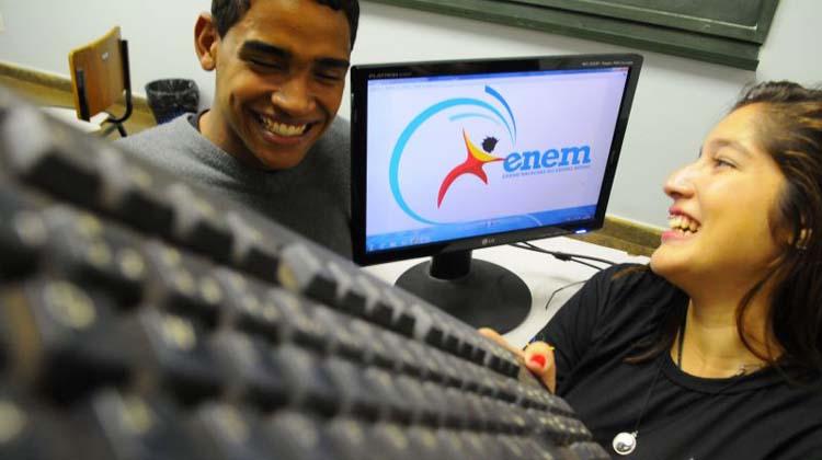 Consulta sobre novo formato do Enem recebe mais de 36 mil sugestões
