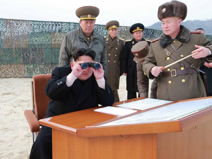 Coréia do Norte mísseis no Japão