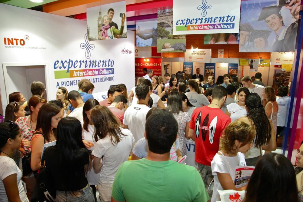 Curitiba terá Feira Mundial de Intercâmbio esta semana