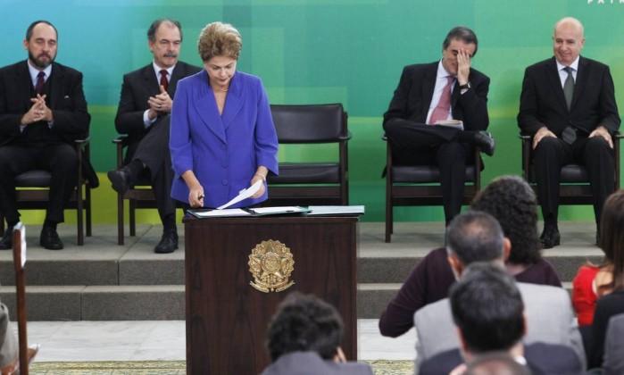 Dilma pacote anticorrupção