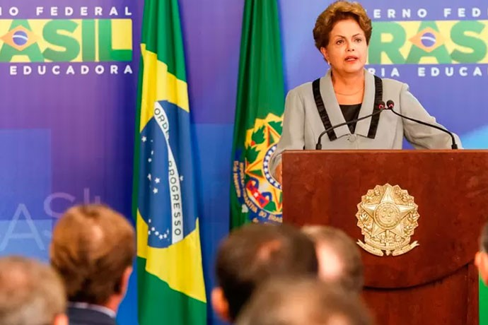 Dilma pronunciamento oficial sobre a manifestação