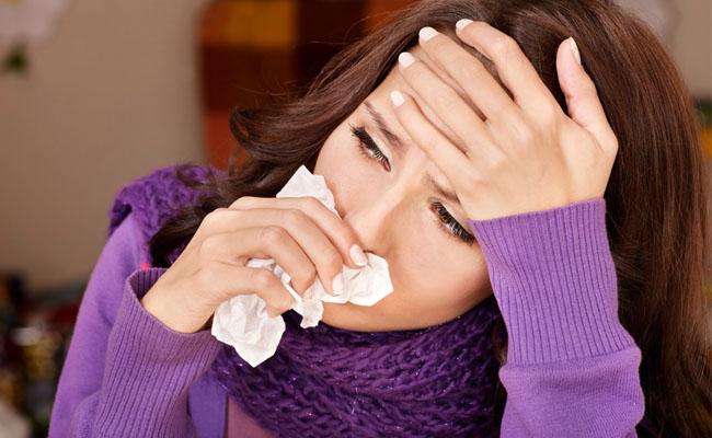 Estudo diz que adultos pegam gripe apenas 2 vezes por década
