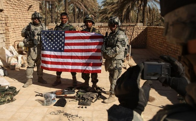 Detalhes da Guerra do Iraque - História - Colégio Web