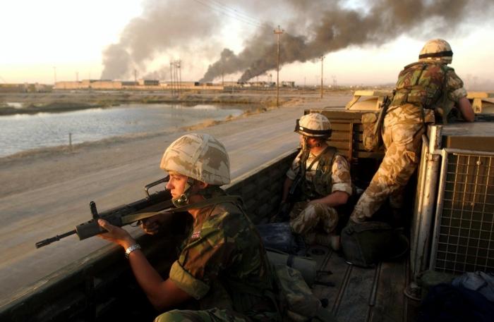 Iraque Guerra