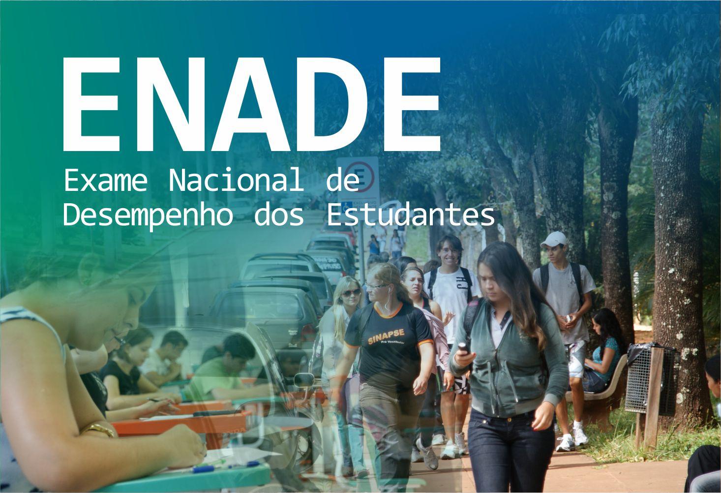 Ministério da Educação confirma Enade 2015 para o dia 22 de novembro