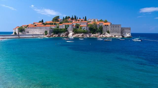 Montenegro e Sérvia