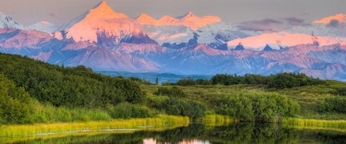 Por que o Alasca pertence aos EUA