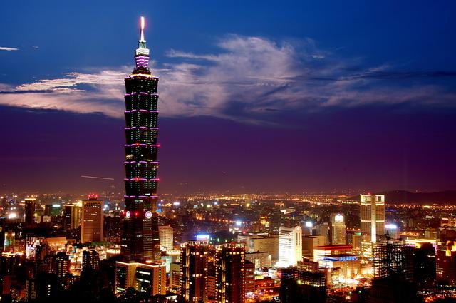 Posição de Taiwan sobre a divisão